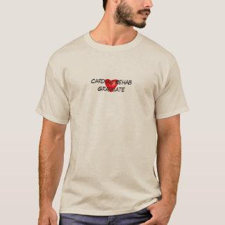 Camiseta Graduado cardiaco de la rehabilitación