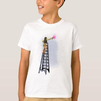 Camiseta Graffiti