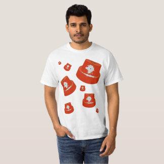 Camiseta Graffiti Cap