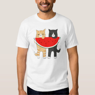 Camisetas con gatos. Miles de diseños, tallas, colores y estilos.