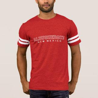 Camiseta gráfica casual de ALBUQUERQUE New México