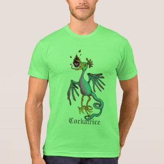 Camiseta gráfica de la bestia medieval del