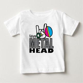 Camiseta gráfica del metal del ~ futuro de la