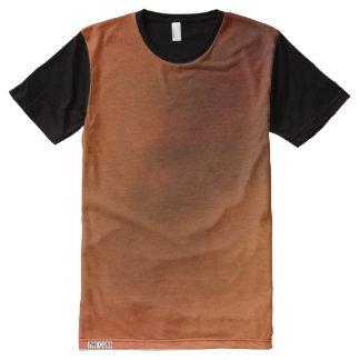 """Camiseta gráfica del panel del """"calor"""""""