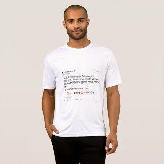 Camiseta gráfica del pío