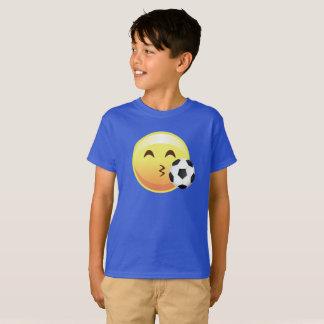 Camiseta gráfica divertida del Emoticon de Emoji