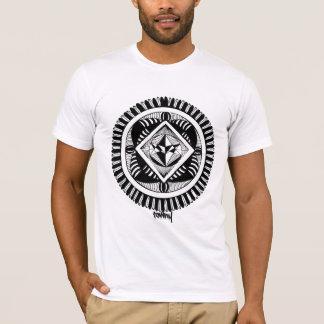 Camiseta gráfica tribal de Towny