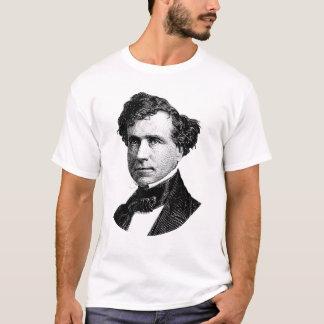 Camiseta Gráfico de presidente Franklin Pierce