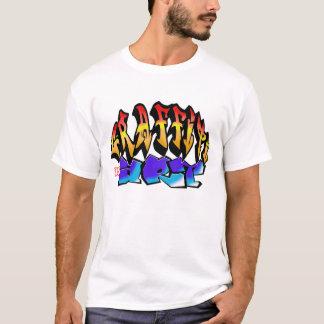 Camiseta Grafiti Is especie 1