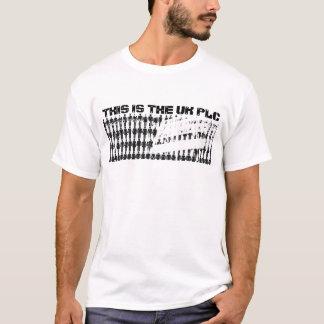 Camiseta Gran Bretaña real, ÉSTA ES EL PLC de Reino Unido