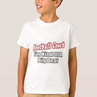 Camiseta Gran cosa del entrenador de fútbol…