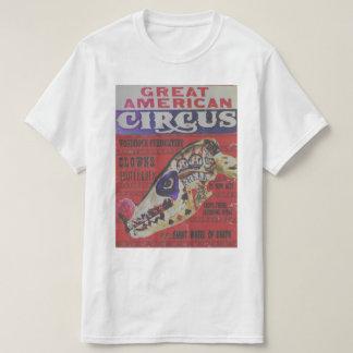 Camiseta Gran monstruo americano del circo