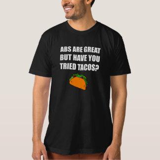 Camiseta Gran Tacos probado del ABS