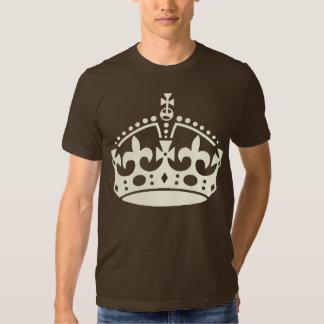 camiseta grande 2 de la corona