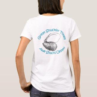 Camiseta Grandes tiempos de Shuckin