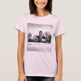 Camiseta Granero del refugio del invierno