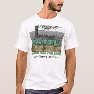 Camiseta Granja de ganado
