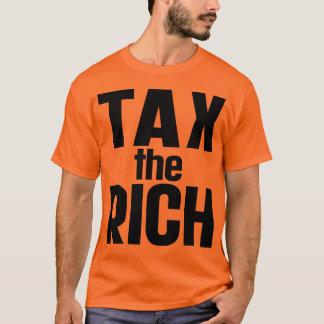 Camiseta Grave a los ricos