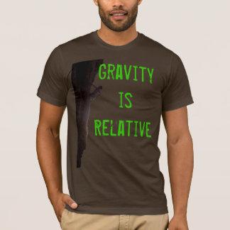 Camiseta Gravedad