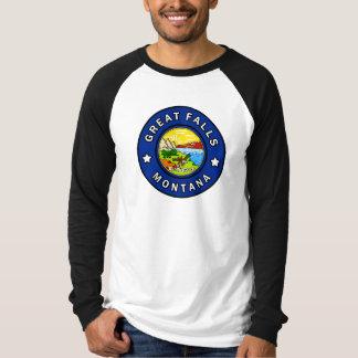 Camiseta Great Falls Montana