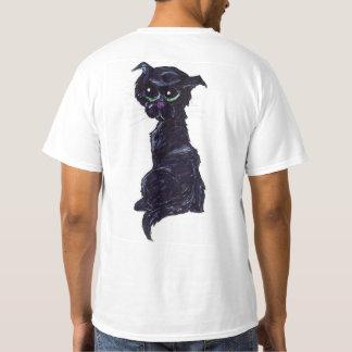 Camiseta #GreenEyes nombrados #Kitty de Jewel el | de un