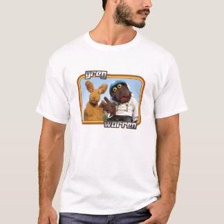 """Camiseta Greg y Warren - """"jinete débil"""" - ropa ligera"""