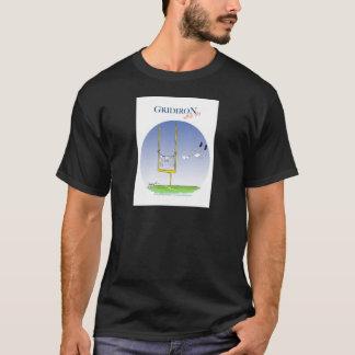 Camiseta Gridiron - día del lavado, fernandes tony