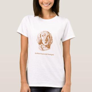 Camiseta Griffon Fauve de Bretaña