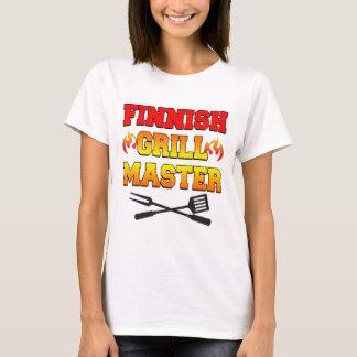 Camiseta Grill Master finlandés