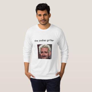 Camiseta griller del zodiaco/sheeran de ted