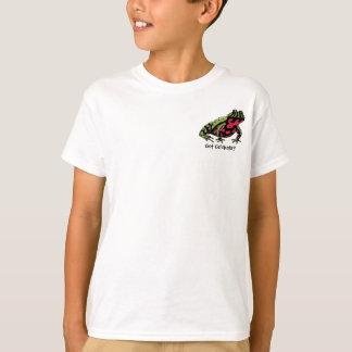 Camiseta Grillos conseguidos (sapo del Belly del fuego)