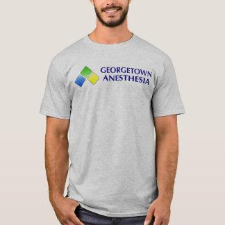 Camiseta Gris - anestesia de Georgetown