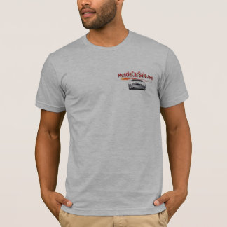 Camiseta gris cabida obra clásica de la venta del