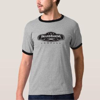 Camiseta gris/negra de la BBC del campanero