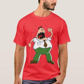 Camiseta Griterío principal de capitán Underpants el  