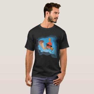 Camiseta grito de los gusanos