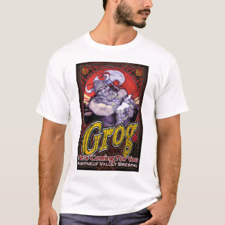 Camiseta Grog