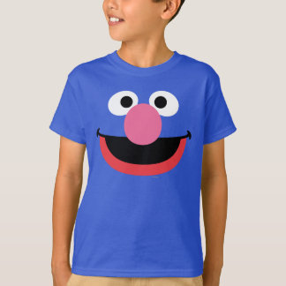 Camiseta Grover hace frente a arte
