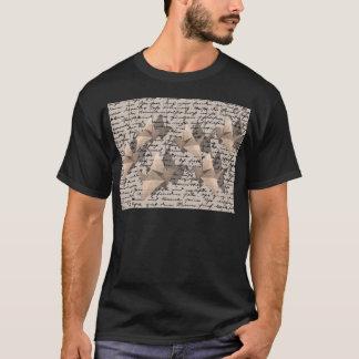 Camiseta Grúas de papel