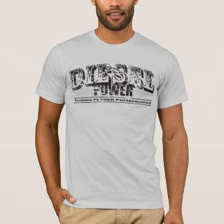 Camiseta Grunge diesel del poder