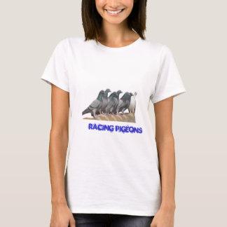 Camiseta Grupo de palomas mensajeras