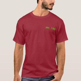 Camiseta Grupo triple del tablero de dardo del triple