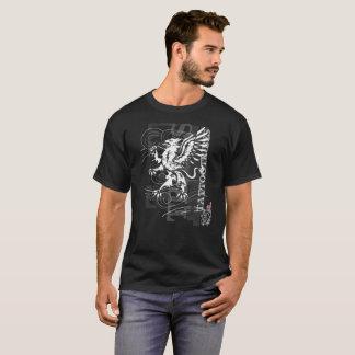 Camiseta Gryphon tribal