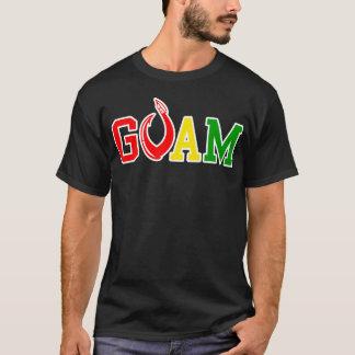 Camiseta GUAM FUNCIONA CON el gancho del reggae de 671