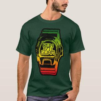 Camiseta GUAM FUNCIONA CON el reloj del choque de Reggea