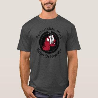 Camiseta Guantes de boxeo PERSONALIZADOS