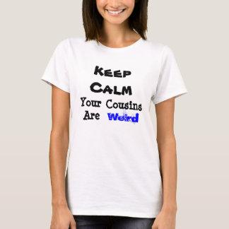 Camiseta Guarde a los primos tranquilos