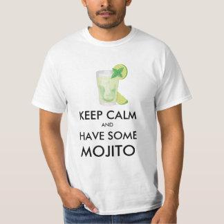 Camiseta Guarde la calma - Mojito
