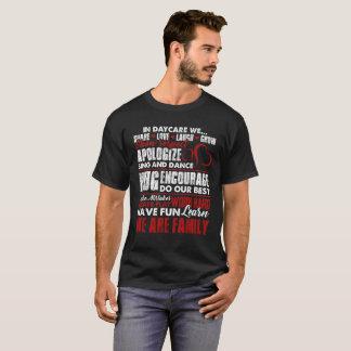 Camiseta Guardería somos profesor de la familia