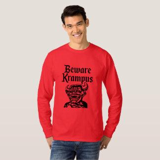 CAMISETA GUÁRDESE DE KRAMPUS